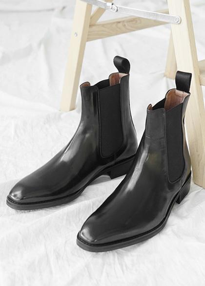 23996 - Loren Basic Chelsea Boots <br> <font style=font-size:11px;color:#595959>245mm ~ 280mm</font> <br>