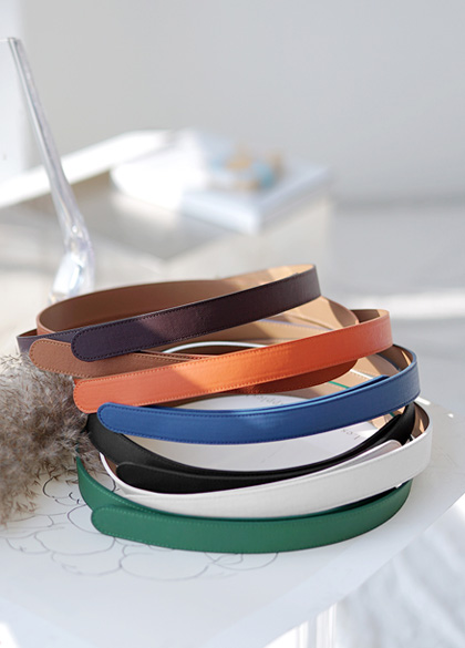 18074 - Cherokee Velcro Belt <br> (7 color) <br>
