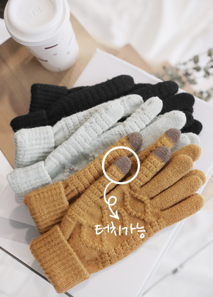 24017 - Costa touch gloves <br><br>
