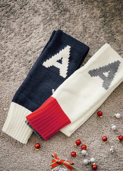 24062 - A color combination shawl <br><br>
