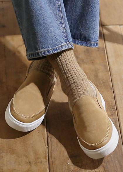 24065 - Slip-on Shoes <br> <font style=font-size:11px;color:#595959>230mm ~ 280mm</font> <br> <font color=#ff0000><b>[Man and woman couple]</b></font> <br>