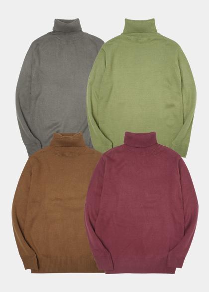 24174 - Neckline Regular Pola knit <br> <font style=font-size:11px;color:#595959>M to L (95 to 105)</font> <br>
