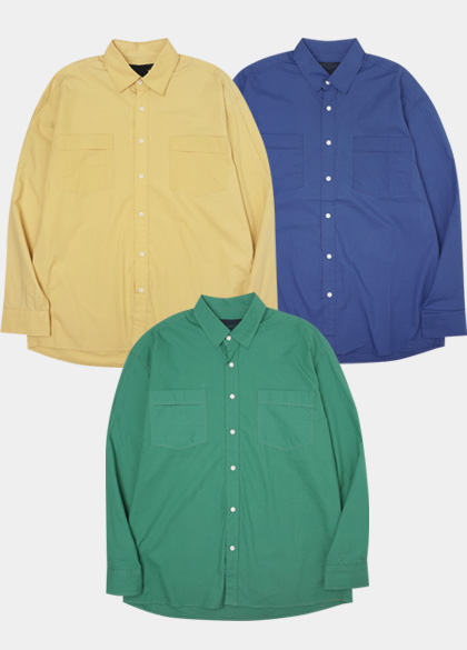 24188 - To pocket direction Shirt <br> <font style=font-size:11px;color:#595959>M to L (95 to 105)</font> <br>