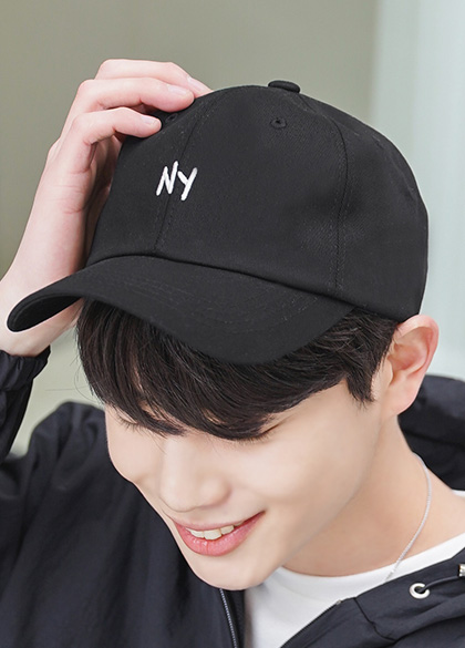 24482 - Nday simple embroidery ball cap <br><br>