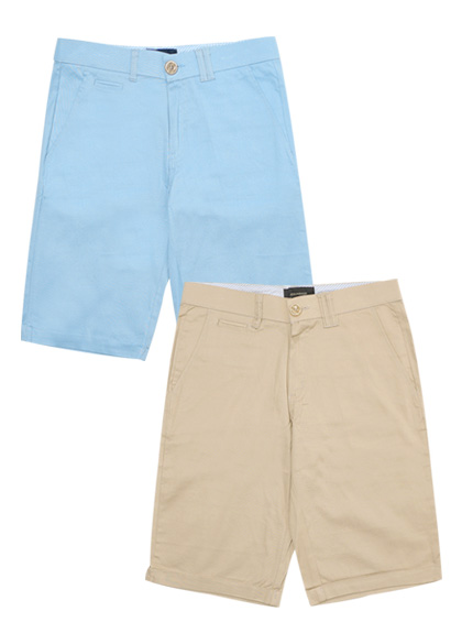 24524 - Coin Pocket Cabra Shorts <br> <font style=font-size:11px;color:#595959>M to XL (30 to 34)</font> <br>
