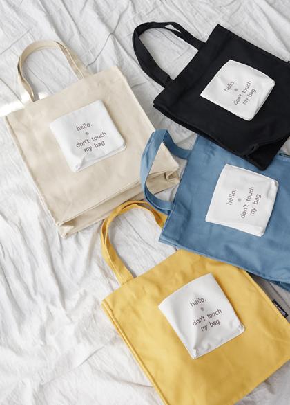 24549 - My Name Eco Bag <br><br>